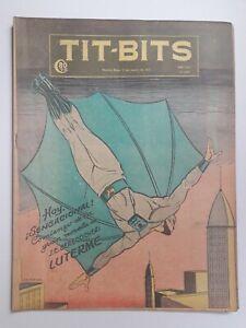 RARE! - LUTERME! - TIT-BITS #2303 (1953) - ORIGINAL IN SPANISH - ARGENTINA