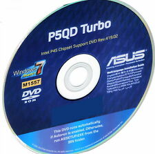 ASUS P5QD Turbo MOTHERBOARD AUTO INSTALL DRIVERS  M1557