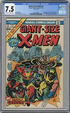1975 Giant Size X-Men 1 CGC 7.5