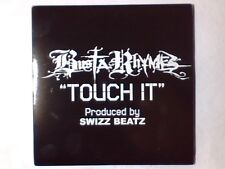 BUSTA RHYMES Touch it cd singolo PR0M0 RARISSIMO 4 TRACKS