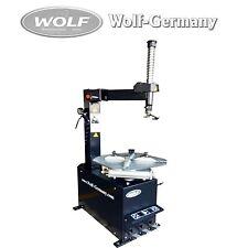 Reifenmontiermaschine Reifenmontiergerät bis 22 Zoll Wolf Germany,-