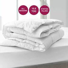 Luxury Summer  Hollowfiber  Anti Allergy Duvet 10.5 Tog Quilt Bedding Pillows