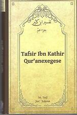 HIJAB-ABAYA-KOPFTUCH-Tafsir Ibn Kathir - Juz Amma (30. Teil)