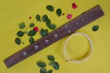Free shipping 1X Electric Guitar Fretboard Rose wood 24 fret 25.5inch#S13