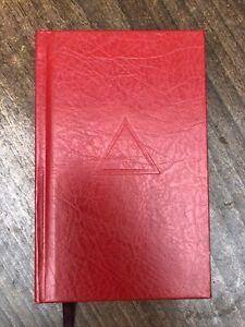 Masonic Aldersgate Ritual Book RHA Pocket Size