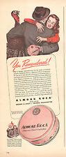 1945 vintage Candy AD ALMOND ROCA Confection (sounds delicious)091116