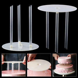 Cake Stands Round Spacer Piling Bracket Multi-layer Cake Support Frame DIY Cake