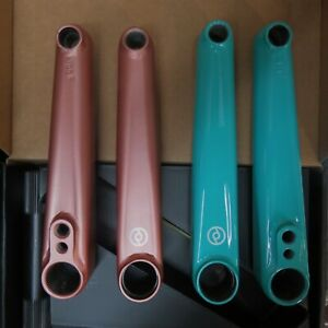 Primo Churchill Stevie Crank Turquoise or Rose Gold 165 170 mm 24mm BB RHD  LHD
