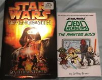 star wars jedi academy And Revenge Of The Sith Books