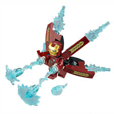 LEGO Marvel Super Heroes Minifigure - Iron Man NEW minifig from 76107
