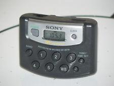 Sony SRF-M37W Walkman Digital Tuning Weather/FM/AM Stereo Portable  Radio