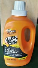 Dead Down Wind Laundry Detergent | 36 oz Bottle | Unscented | Up To 72 Loads NEW