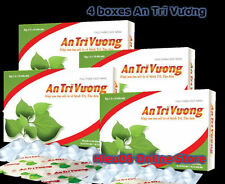 Promotion: Lot 4 boxes An Tri Vuong benh tri natural herbal hemorrhoids tao bon