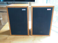 Excellent Harbeth ML Monitor speakers, beautiful and rare, LS3/5a style