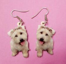 Glen of Imaal Terrier Dog fun earrings jewelry Free Shipping! Yes, it's True