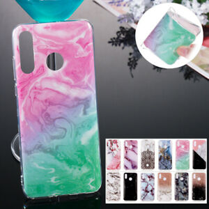 Phone Case Marble for Huawei  P40 Lite Pro P Smart 2020 TPU Back Cover Shell