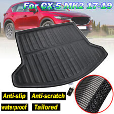 For Mazda CX-5 CX5 KF 2 17-19 Boot Liner Cargo Tray Carpet Trunk Floor Mat