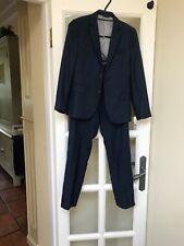 Next Boys Age 10 Blue Suit