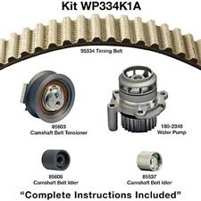 Dayco WP334K1A Engine Timing Belt Kit With Water Pump