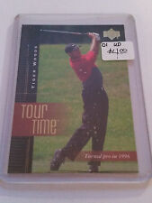 2001 Upper Deck #176 Tiger Woods : Tour Time