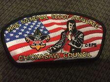 MINT 2005 JSP Chickasaw Council Elvis