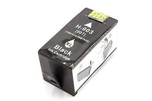Compatible HP 907XL (T6M19AE) High Yield  Black Inkjet Cartridge