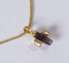 Markenlose Modeschmuck-Halsketten & -Anhänger aus Glas mit Strass-Perlen