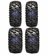 NEW set of GBC Dirt Commander 8ply (4) 30x10-14 ATV Tires UTV RZR
