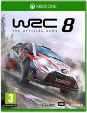 WRC 8 Xbox One Brandneu Versiegelt Videospiel World Rally Championship