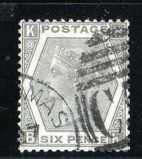 1873 Great Britain SC# 60-Queen Victoria - Used - Lot E202