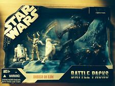 Star Wars 30th Clone Wars AMBUSH ON ILUM Battle Pack