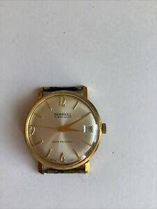 Job lot 3 x Vintage Gents INGERSOLL Mechanical Watches