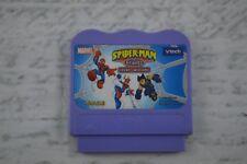 2004 vtech, v.smile Game - Spiderman & Friends Secret Mission WORKS