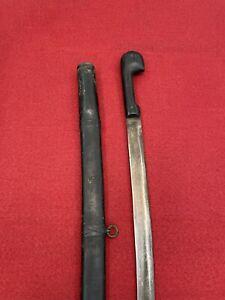 antique imperial russian caucasian sword dagger kinjal kindjal sword shamshir