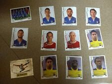 Panini 2014 World Cup Stickers- pick 20