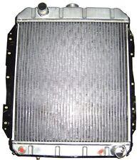 Chevy Universal Horizontal Flow Aluminum Radiator For Auto Trans 19.75 X 18.25