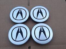 New Set Of 4 69mm Wheel Center Hub Cover Caps Rim Emblem Logo Cap