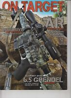 On Target 2014 AR Special Issue Alexander Arms 6.5 Grendel Hunter/Hunting Rifle