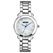 Kenneth Cole Unlisted Ladies Mother Of Pearl Stainless Steel Watch UL 0922