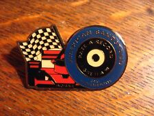 American Bandstand Grill Lapel Pin - Vintage Dick Clark Indianapolis Restaurant