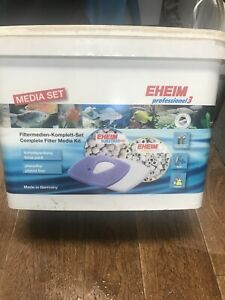Eheim Filter Media Complete Set Eheim Pro3 #2080. **Free Shipping**