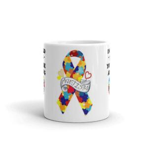 Autism Awareness Mug Cup - Christmas Birthday Present Gift Funny