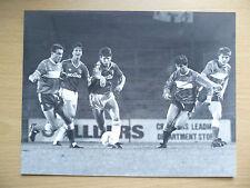 ORIGINALE PRESS PHOTO: Robert Lee - 1986 Charlton Athletic V Birmingham City