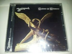 cd whitesnake saints and sinners