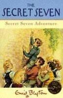 Secret Seven Adventure: Book 2, Blyton, Enid , Good, FAST Delivery