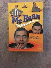 Mr. Bean: The Ultimate Collection (DVD, 2008, 7-Disc Set)