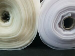 IVORY or WHITE - SOFT TULLE NET FABRIC - BRIDAL VEILING & EVENTS - 300cm wide*