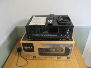 Sony STR-DH810 7.1 700W 3D DTS HD HDMI AV Receiver Amp