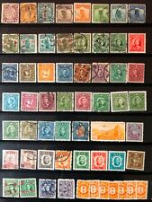 Lot of China Old Stamps Used/MH