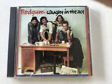 REDGUM - CAUGHT IN THE ACT CD ~ 15 Songs including I WAS ONLY 19, POOR NED etc.